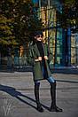 Кашемировое женское Пальто оверсайз 60pt129, фото 2