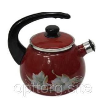 Чайник со свистком 2,5 л EPOS 2711/4