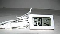 Мини влагомер-термометр для инкубатора , фото 1