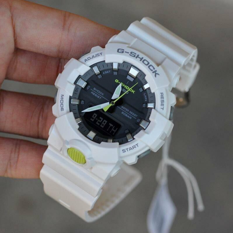 Часы Casio G-Shock GA800SC-7A