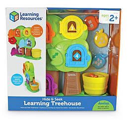 """Игровой набор бизиборд """"Домик на дереве"""" Learning Resources"""