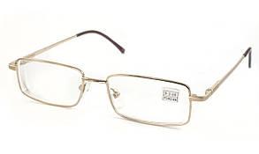 Очки в металлической оправе Vesit