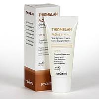 Отбеливающий крем c СЗФ 15 Thiomelan skin lightener, 30мл