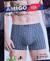"Чоловічі Боксери масло Марка ""Amigo"" Арт.7931"