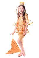 Карнавальный костюм Русалка,Золотая рыбка,рыбка, фото 1