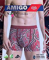 "Чоловічі Боксери масло Марка ""Amigo"" Арт.7865"