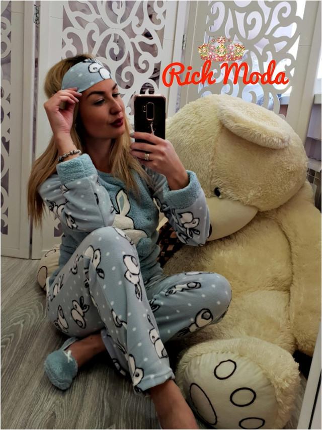 b008b8921180 Тёплый домашний костюм женский Турция на зиму 2018-2019 — купить ...