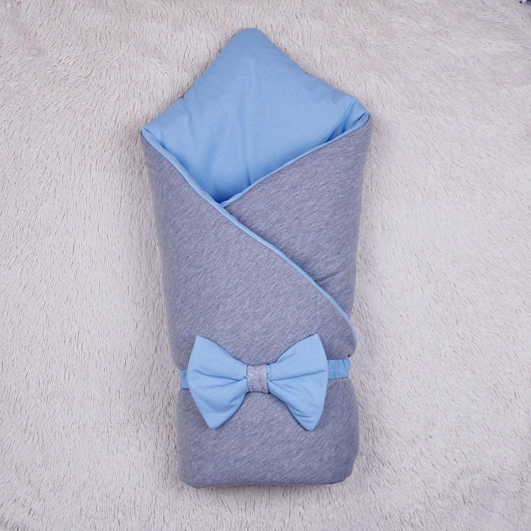 Зимний конверт Мini (голубой)