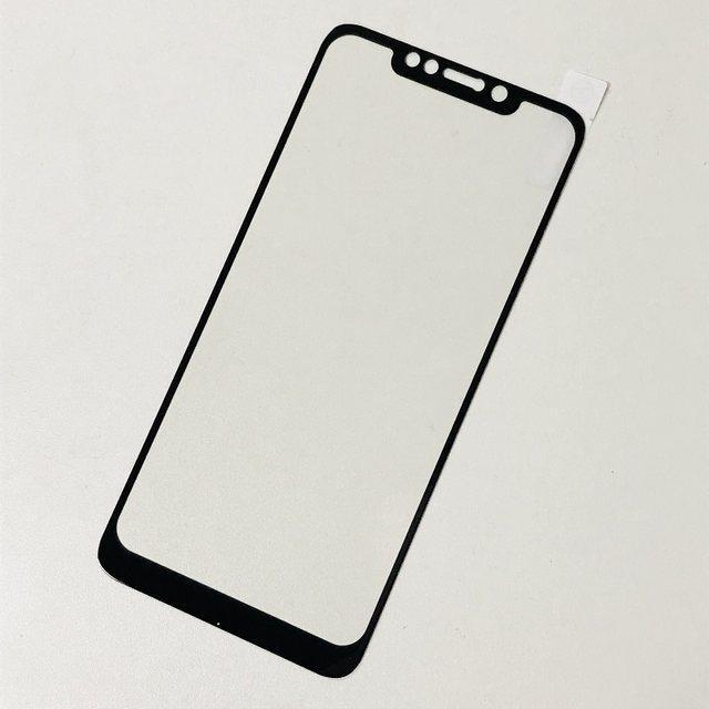 Защитное стекло 3D дляPocophone F1  (Black)