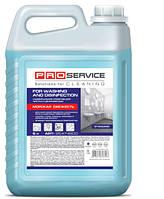 Универсальное средство для мытья и дезинфекции поверхн., Pro Service, 5л