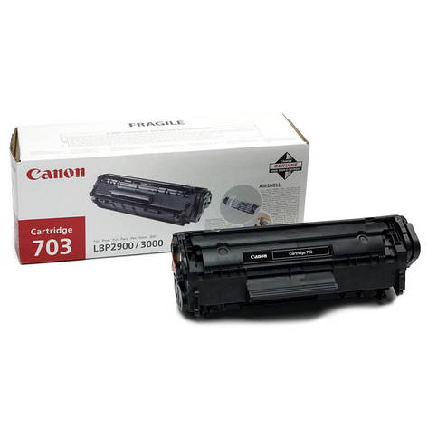 Заправка картриджа Canon 703 , фото 2