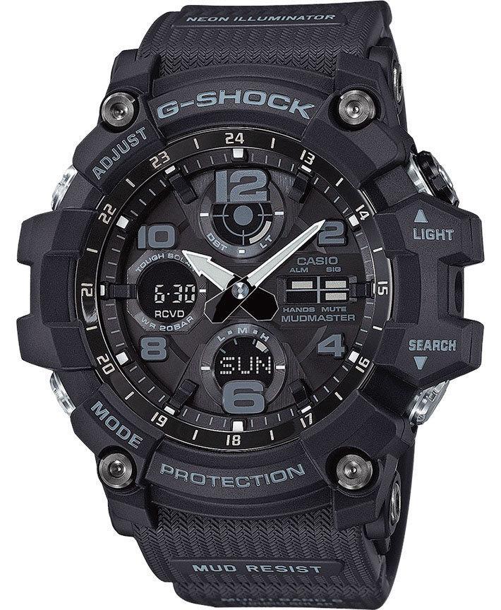 Часы Casio G-Shock GWG-100-1AE Mudmaster