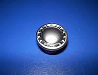 Ручка мебельная в точку алюминий, фото 1
