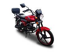 Мотоцикл HORNET Alpha (LUX) 125куб.см, красный, фото 2