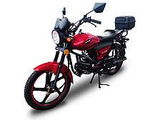 Мотоцикл HORNET Alpha (LUX) 125куб.см, красный, фото 3