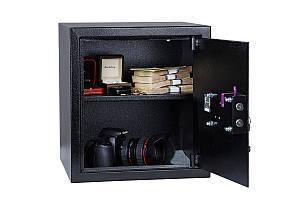 Мебельный сейф Ferocon БС-38К.П1.9005, 350х380х360, 13 кг