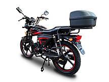 Мотоцикл HORNET Alpha (LUX) 125куб.см, черный, фото 3