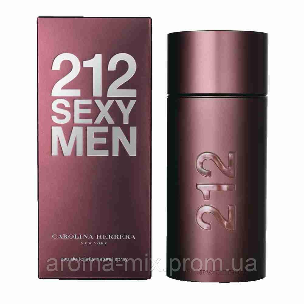 Carolina Herrera 212 Sexy Men - мужская туалетная вода