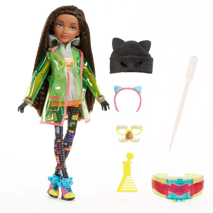Кукла Project MC2 Брайден с экспериментом Светящийся браслет (539193)