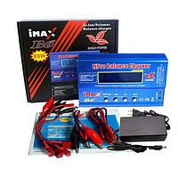 Универсальное зарядное устройство IMAX B6  80W с блоком питания