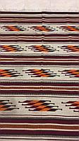 Килим тканий гуцульський ручної роботи 200*145 см