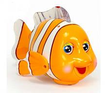Игрушка для купания Huile Toys Рыбка клоун 998