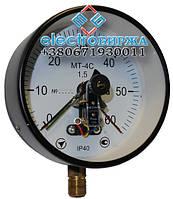 Электроконтактный манометр МТ-4С