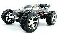 Машинка на радиоуправлении микро WL Toys Speed Racing черная (машинки на пульте управления), фото 1
