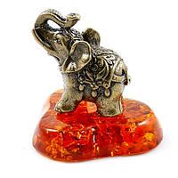 Бронзовый Слон статуэтка