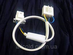 No Frost Термоплавкий предохранитель Indezit с защёлкой (С00276886) 2пр Оригинал