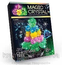 Набір з вирощування кристалів Ялинка різнобарвна (ОМС-01-02)