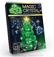 Набор по выращиванию кристаллов Елочка зеленая (ОМС-01-03)