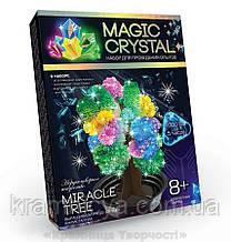 Набір з вирощування кристалів Дерево (ОМС-01-04)