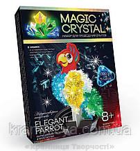 Набір з вирощування кристалів Папуга (ОМС-01-06)