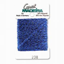 Декоративная металлизированная тесьма CARAT и Metallic №8,Madeira