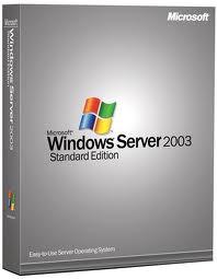 Microsoft Windows Server Std 2003 R2 1-4CPU 5Clt English OEM (P73-02441) пошкоджена упаковка!