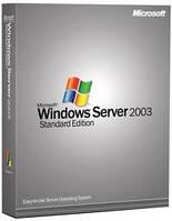 Microsoft Windows Server 2003 Std R2 1-4CPU 5Clt English OEM (P73-02441) повреждена упаковка!