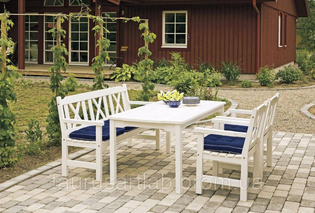 Шикарный деревянный комплект, набор мебели для дома, сада