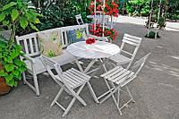 Стильный деревянный комплект, набор мебели для дома, сада