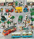 Моя барвиста книжка-розглядалка. Транспорт. Книга Алі Мітґуча, фото 4