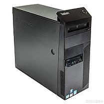 Lenovo M82 Tower/ Intel Core i5-3470 (3.20-3.60GHz, 4 ядра, 6mb Cache)/ 16GB DDR3/ 500GB HDD / SSD 120GB/ 600W Новый/ Видеокарта GF GTX 1070 8Gb DDR5, фото 3