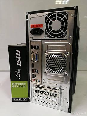 Frime Tower / Intel Core i5-750 (2,66 GHz-3.20GHz, 4 ядра (4 потока) 8mb Cache)/ 60GB SSD+HDD 320GB/ 8GB DDR3/ БП - Новый 400W / Nvidia GeForce GTX, фото 2