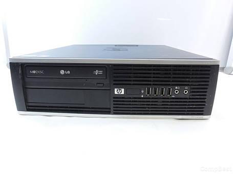 HP 6000 SFF / Intel Core 2 Quad Q6600 (4 ядра по 2.4GHz) / 4 GB DDR3 / 160 GB HDD, фото 2