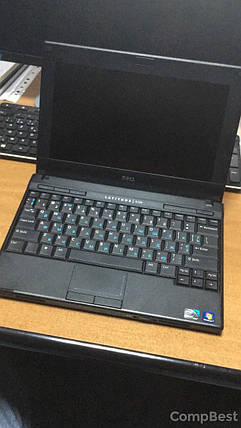 "Ноутбук DELL Latitude 2120 /Intel Atom N550 (2 ядра (4 потока) по 1,50 GHz)/ 2GB DDR3/250 HDD /IntelGMA /10.1"" (1366х768), фото 2"