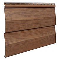 """Панель вінілова FaSiding WoodHouse """"Дуб золотий"""" 0.75 кв.м."""