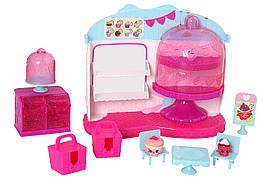 Игровой набор Шопкинс Королевское Капкейк-Кафе Shopkins S4 Food Fair - Cupcake Queen Cafe
