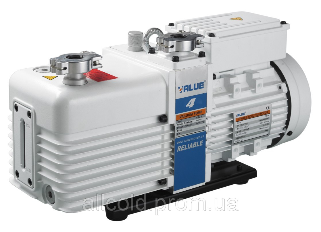 Промышленный Вакуумный насос VRD 4 (4 m³/h)