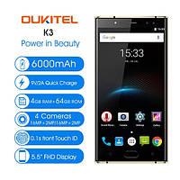 Обзор смартфона Oukitel K3