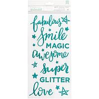 Фрази на спіненій основі -  Sparkle - Glitter Girl - Shimelle