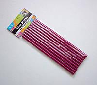 Цветные стержни для клеевого пистолета (10 шт)